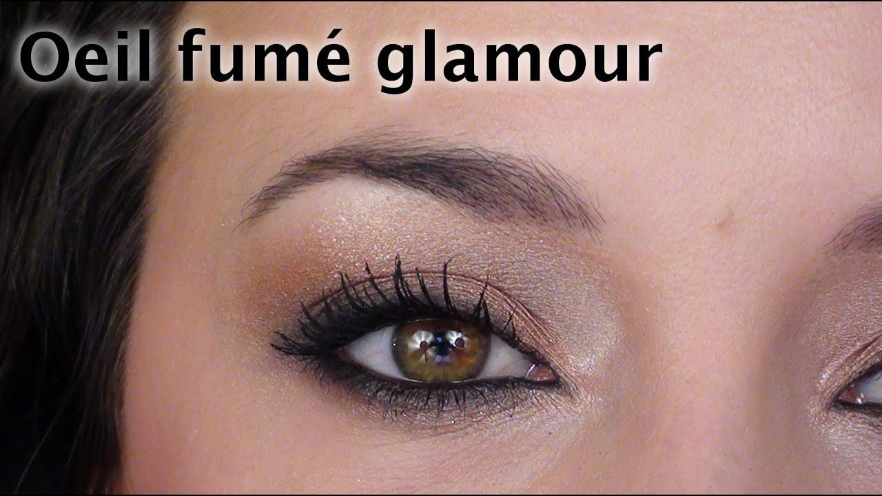 tuto maquillage nude de mademoiselle magnifique - YouTube