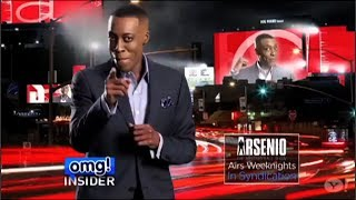 The OMG Insider - Arsenio 9