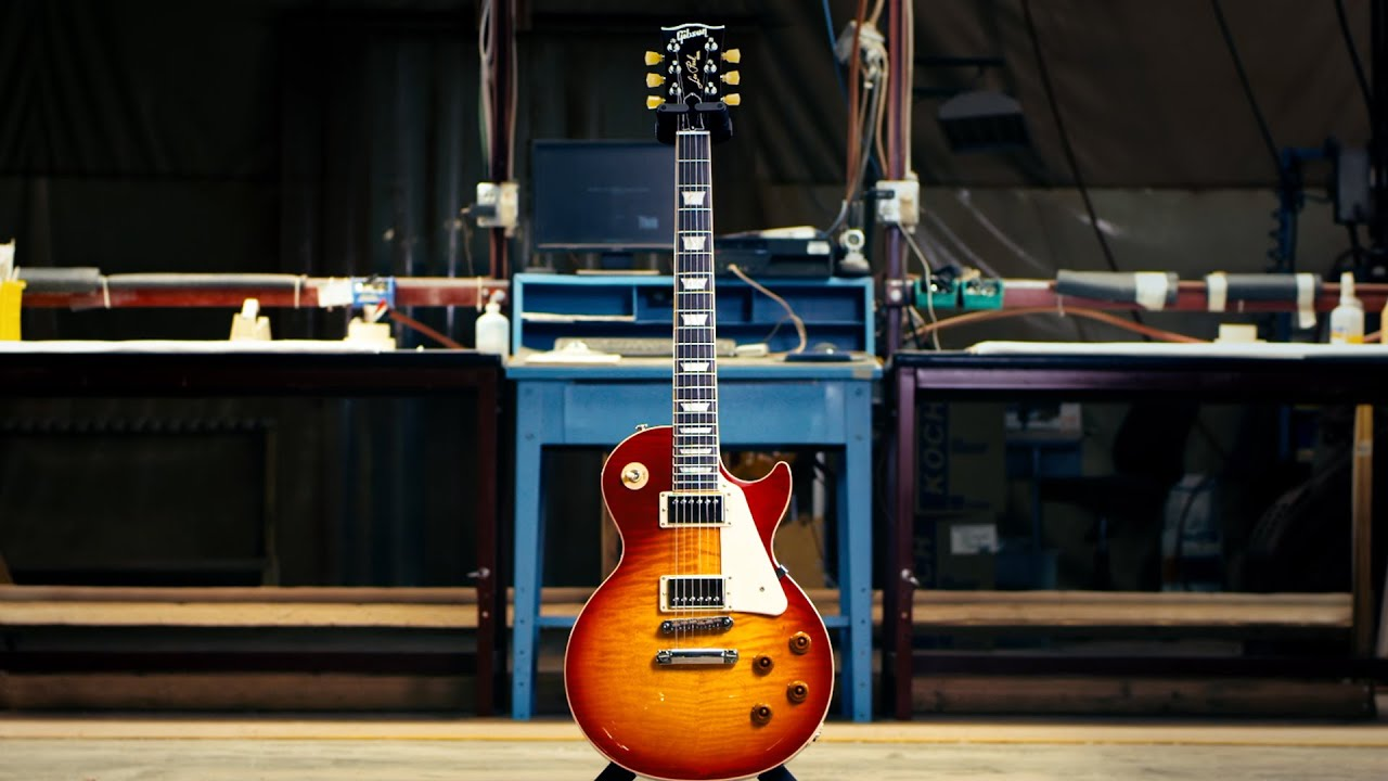 Gibson Les Paul Studio vs  Standard vs  Epiphone Review | Spinditty