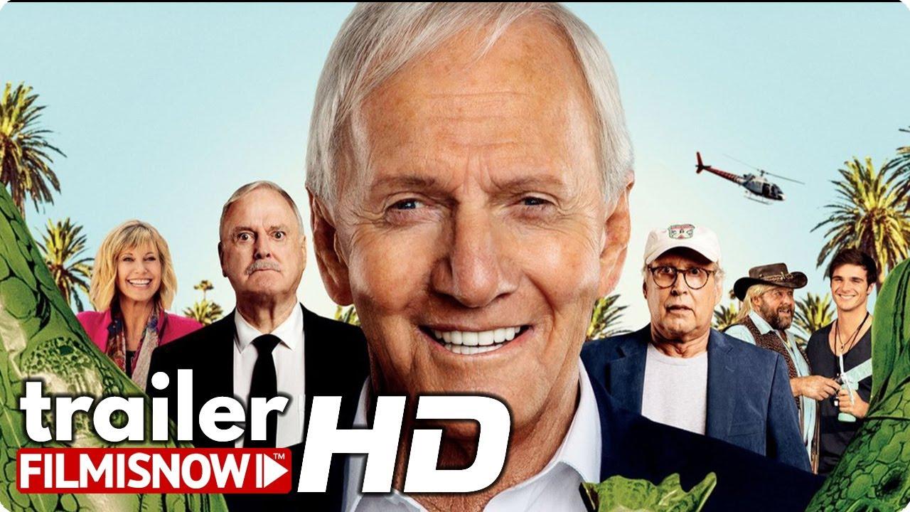 The Very Excellent Mr Dundee Trailer 2020 Paul Hogan Crocodile Dundee Movie Youtube