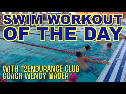 SWOD: 3500 Meters with Wendy Mader