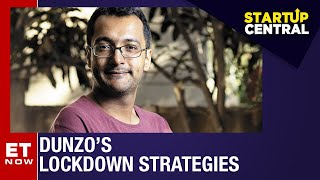 Dunzo all set to brace Maharashtra amid Lockdown | StartUp Central