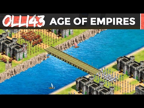 THE GREAT CASTLE SIEGE! (Age Of Empires 2 HD)