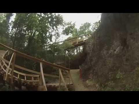 Mountain Biking in Florida - Santos and Vortex Trails - Ocala, FL
