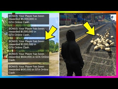 How To Get FREE Money In GTA Online From Rockstar!