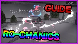 Ro-Chanics | Guide for the Game ! | Roblox