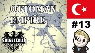 HoI4 - Kaiserreich - Ottoman Turkey - Curing the Sick Man - Part 13