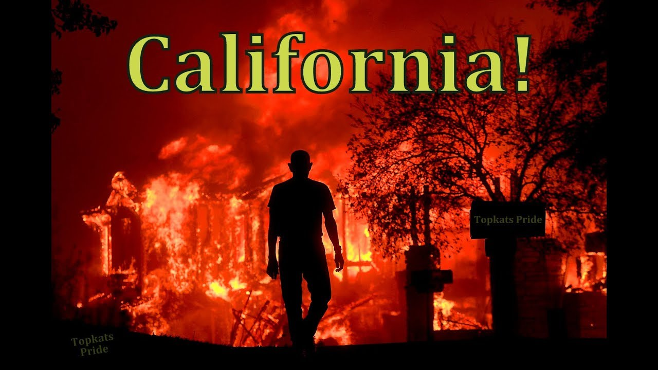 the 2017 california wildfires the real deal update 2018 youtube