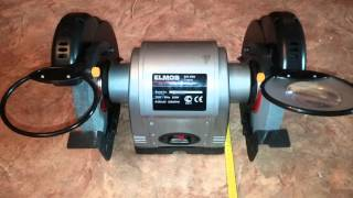 точильно-шлифовальный станок Elmos BG 800