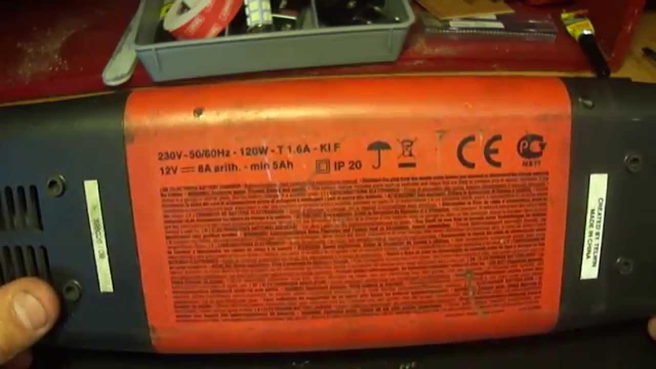 81 electronique r paration d 39 un chargeur de batterie automobile youtube. Black Bedroom Furniture Sets. Home Design Ideas