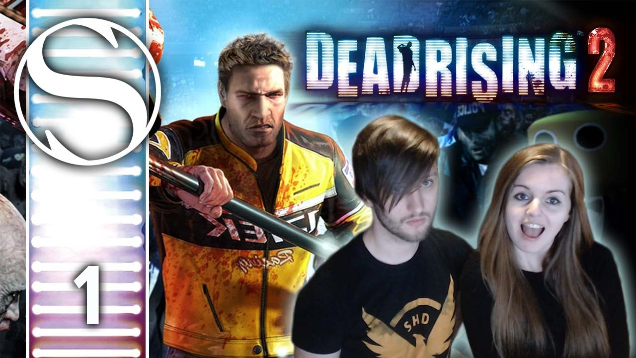 Dead Rising 2 Multiplayer Dead Rising 2 Gameplay With Suzy Lu