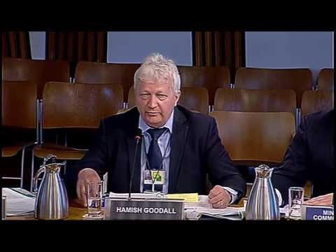 Justice Committee - Scottish Parliament: 26th May 2015