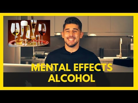 Mental Effects of Alcohol – Break Addiction to Alcohol