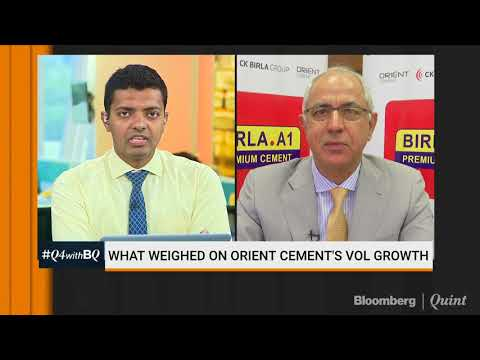 Witnessing Steady Demand In Semi Rural/Urban Areas: Orient Cement