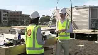 Team UOW Australia 'Solar Solution' on ABC 7.30 NSW 19.4.2013 - Solar Decathlon China 2013