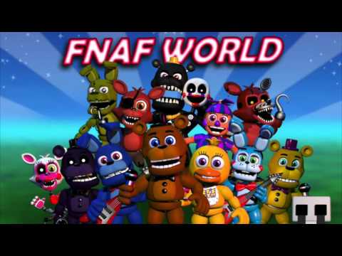 FNaF World OST - Stone Cold [Final Boss] Theme (Extended)