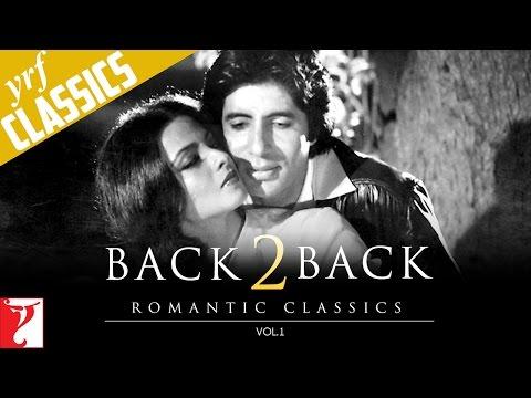 #Back2Back : Romantic Classics Vol I