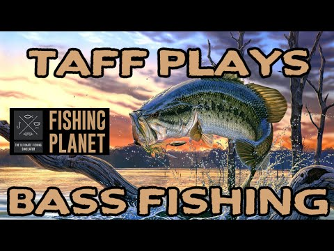 Fishing planet a little bass fishing youtube for Youtube bass fishing
