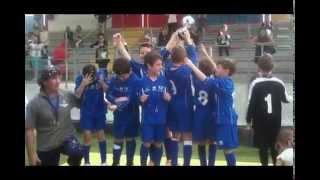 Torneo di Calcio di Piccoli Amici organizzato dai genitori con la c...