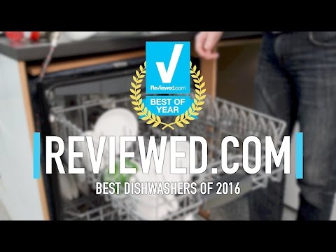The Best Dishwashers of 2016: Bosch 800, Whirlpool WDF540PADM, and GE Profile PDT855SMJES