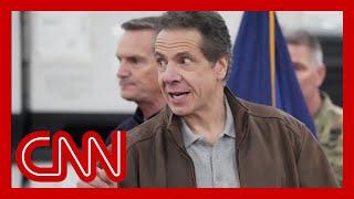 Cuomo extends New York coronavirus shutdown