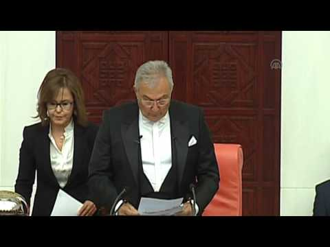 Oath Taking Ceremony of Newly Elected Members Of Turkish Parliament