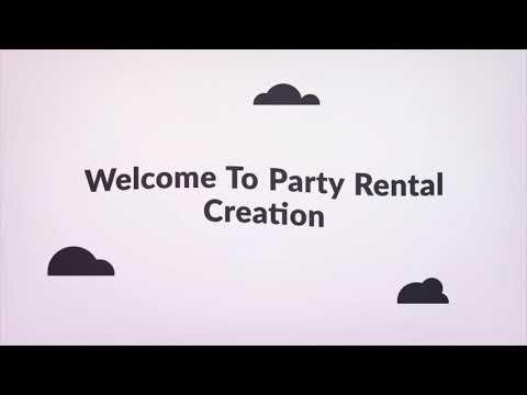 Creation Party Rentals in San Fernando Valley, CA
