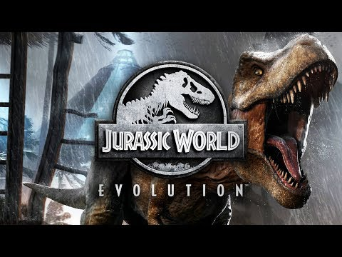 Ein epischer Dino-Park 🎮 JURASSIC WORLD EVOLUTION