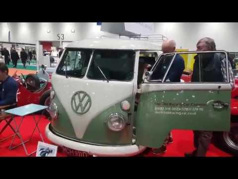 London Classic Car Show YouTube - London car show 2018