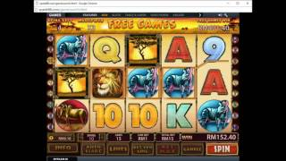 Safari Heat - Top Slot Game! Spade88 Malaysia Online Casino(, 2016-07-29T10:25:08.000Z)