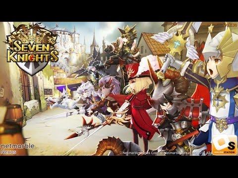 Seven Knights #9 How To Farm Ruby เทคนิคฟาร์มเงิน ฟาร์มบี้ (6 รูบี้ใน 10 นาที)