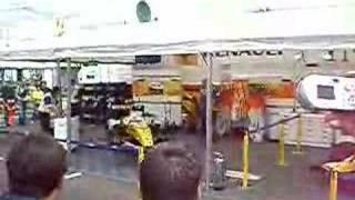 chant moteur F1