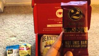 Love With Food Box Review - July 2014