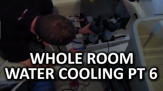 Whole Room Water Cooling Part 6 - The Road to Stability