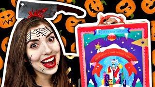 Nowy KALENDARZ Adwentowy  Halloween