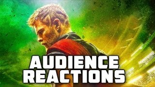 Thor Ragnarok {SPOILERS RE-POST}: Audience Reactions | November 2, 2017