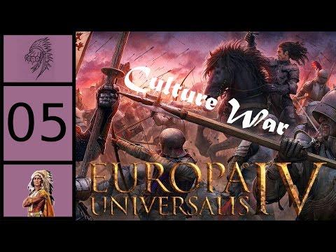 EU4 AI Only Battle - Culture Wars #5 |