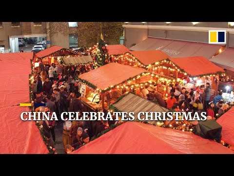 Do Chinese celebrate Christmas? Here's the answer