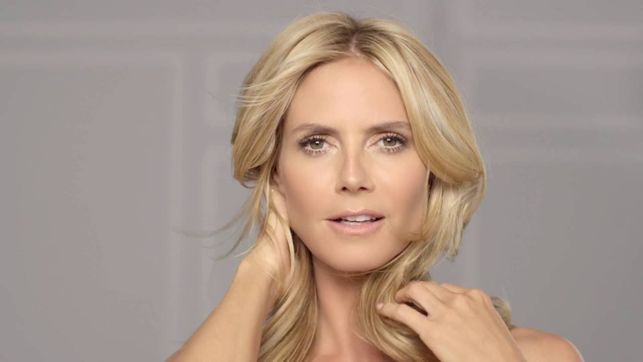 8bc11932f6fc Heidi Klum Intimates Collection - YouTube