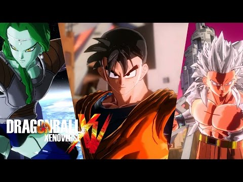 Dragon Ball Xenoverse TOP TEN Must play MODS This week [#4]