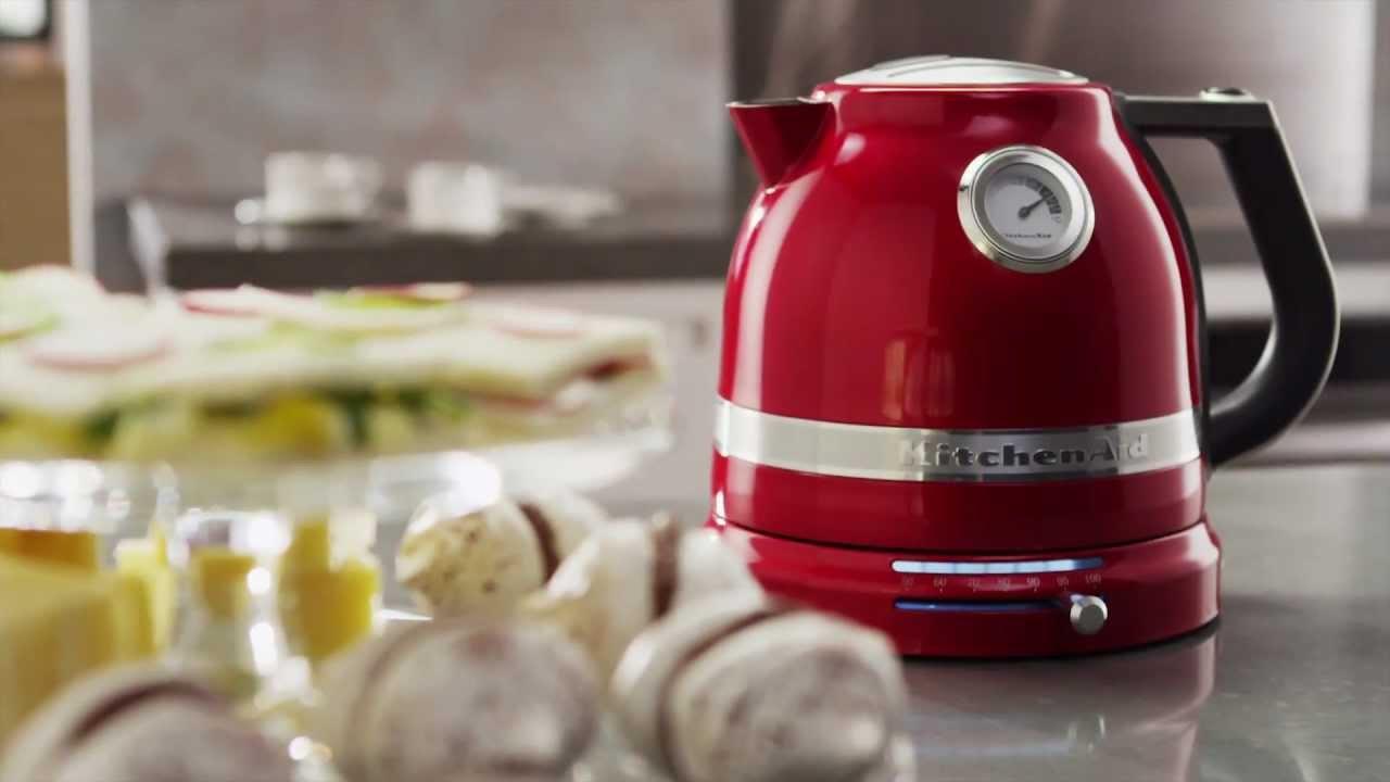 Pro Line® Series Electric Kettle   KitchenAid - YouTube on cartoon tea kettle, alessi tea kettle, all-clad tea kettle, cuisinart tea kettle, chantal tea kettle, imperial tea kettle, mikasa tea kettle, soft whistle tea kettle, jcpenney tea kettle, pfaltzgraff tea kettle, kenwood tea kettle, ge tea kettle, lodge tea kettle, apple tea kettle, gibson tea kettle, wolf tea kettle, pioneer tea kettle, paula deen tea kettle, dansk tea kettle, stove top tea kettle,