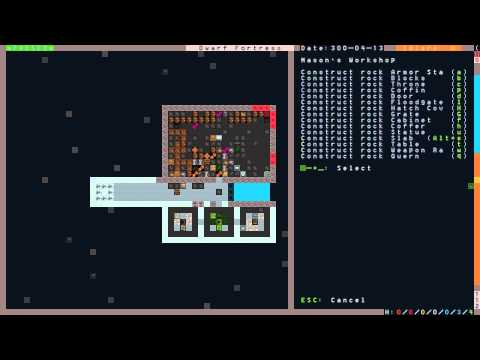 How To Make A Bed Dwarf Fortress