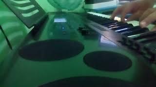 Mantan terindah reff on Piano