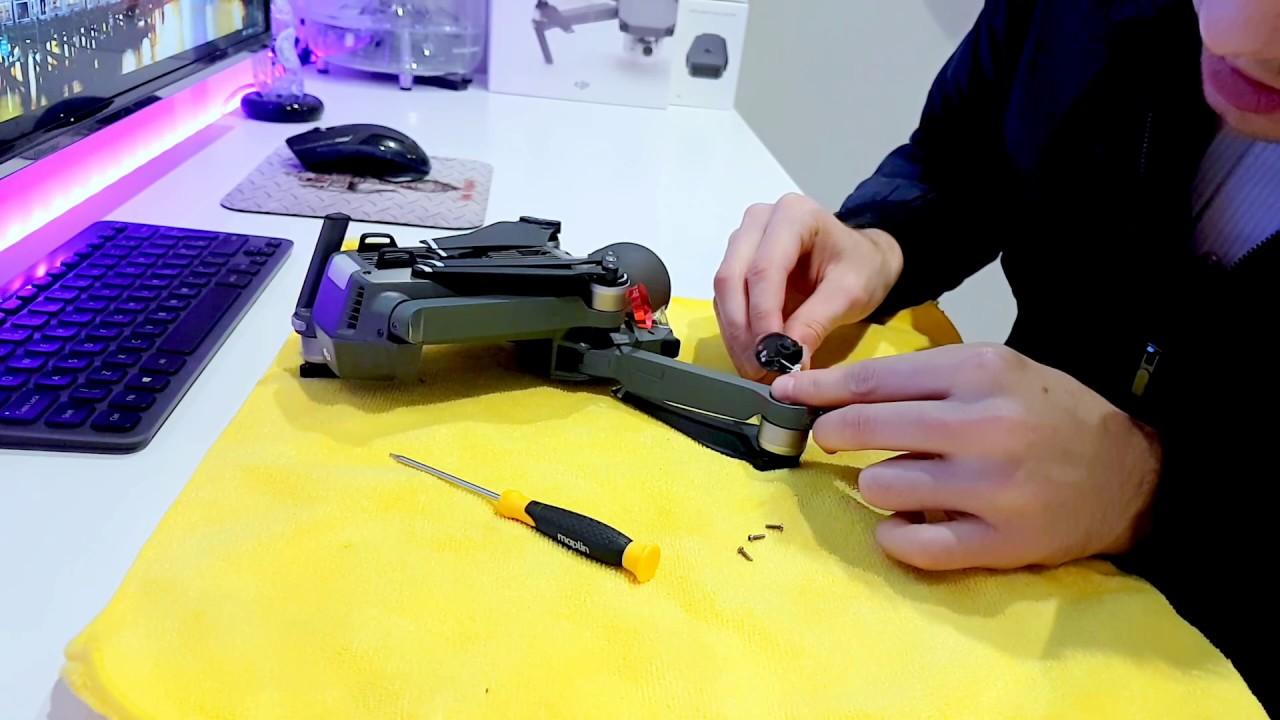 Left//Right Front Arm Landing Gear Repair Part For DJI Mavic Pro//Mavic Platinum W