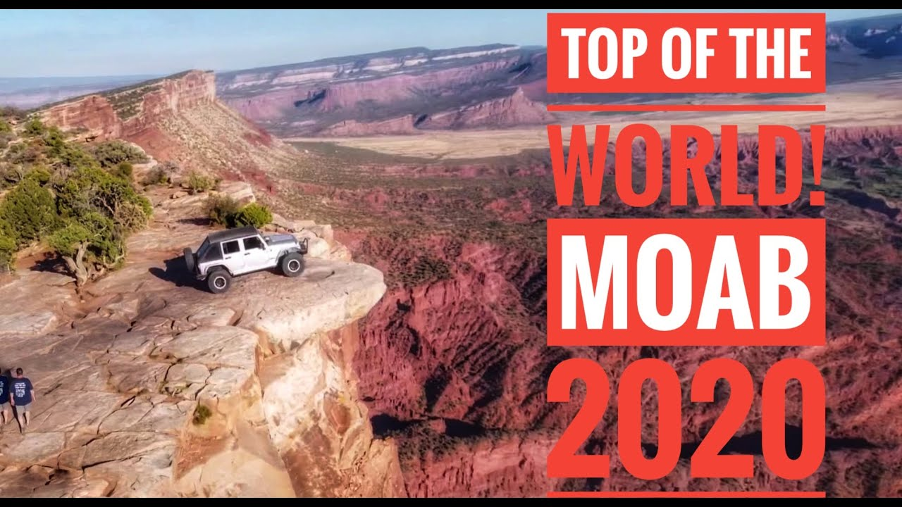 Top of the world trail 2020