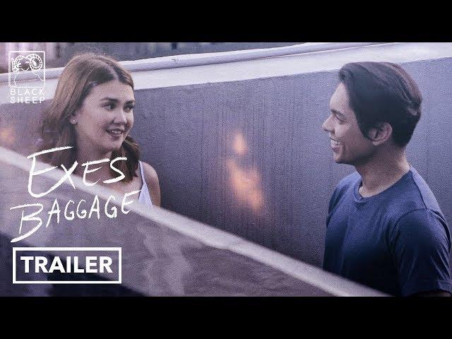 Exes Baggage Official Trailer | Angelica Panganiban & Carlo Aquino | Exes Baggage