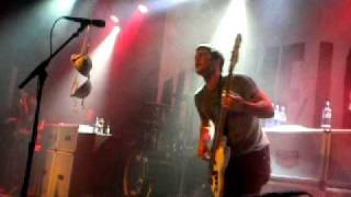 Coffee Shop Soundtrack - All Time Low live@ debaser, stockholm