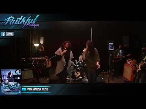 Faithful Fridays Live Ep 2   Featuring Alicia Cinnamon & Warrior Love Band