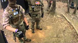 "Jaguar 12 Airsoft | Outtakes - ""The Fog"""