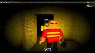 Roblox gameplay: Slendrina (The Cellar 3)